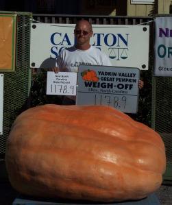 Yadkin Valley Pumpkin Festival